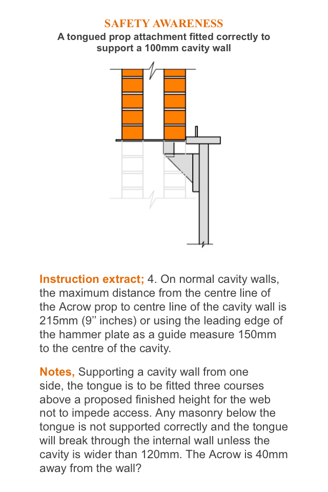 Acrow Prop Specifications - samw.org
